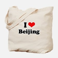 I love Beijing Tote Bag