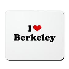 I love Berkeley Mousepad