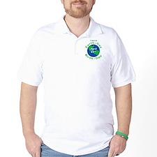 Earth Day Birthday T-Shirt