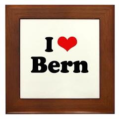 I love Bern Framed Tile
