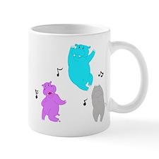 Dancing Hippos Mug
