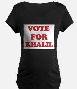Vote for KHALIL T-Shirt
