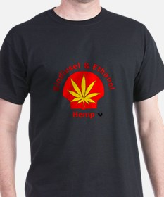 Hemp Fuel Company T-Shirt