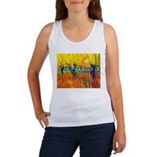 Van gogh Women's Tank Top