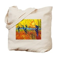 Abstract expressionism Tote Bag