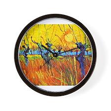 Expressionism Wall Clock
