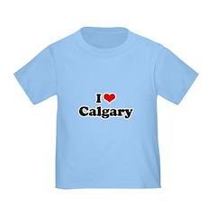 I love Calgary T