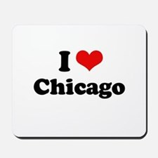 I love Chicago Mousepad