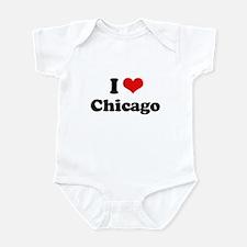 I love Chicago Infant Bodysuit