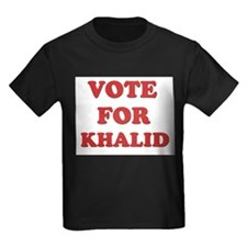 Vote for KHALID T