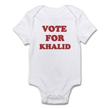 Vote for KHALID Infant Bodysuit