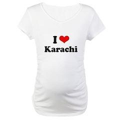 I love Karachi Shirt