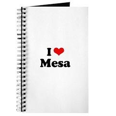 I love Mesa Journal