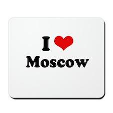 I love Moscow Mousepad