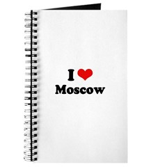 I love Moscow Journal
