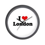 I love London Wall Clock