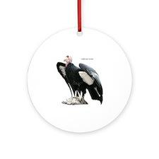 California Condor Keepsake (Round)