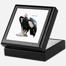 California Condor Keepsake Box