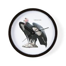 California Condor Wall Clock