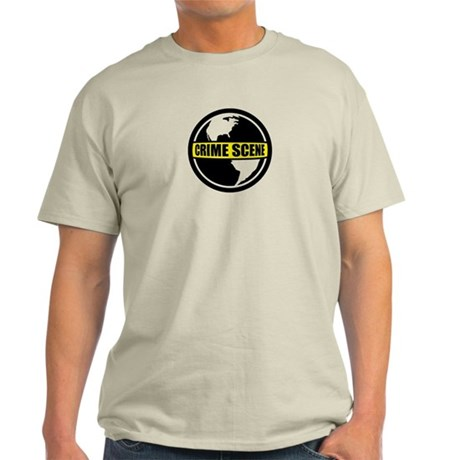 Crime Scene Light T-Shirt