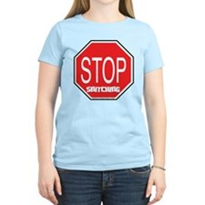 Stop The Snitching T-Shirt