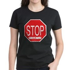 Stop The Snitching Tee
