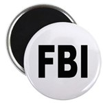 FBI Federal Bureau of Investigation Magnet