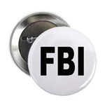 FBI Federal Bureau of Investigation Button