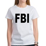 FBI Federal Bureau of Investigation Women's T-Shir