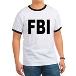 FBI Federal Bureau of Investigation Ringer T