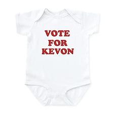 Vote for KEVON Onesie