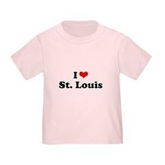 I love St. Louis T