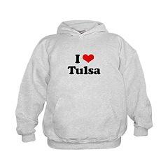 I love Tulsa Hoodie