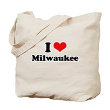 I love Milwaukee Tote Bag