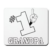 #1 - GRANDPA Mousepad