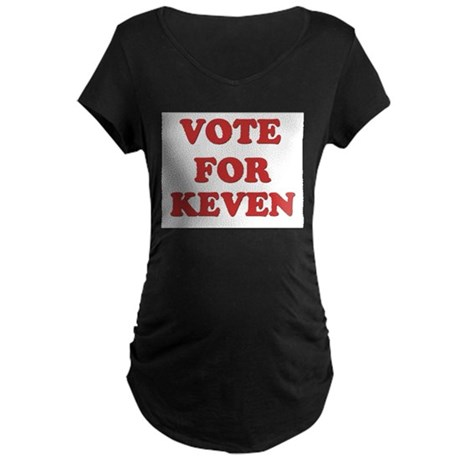 Vote for KEVEN Maternity Dark T-Shirt