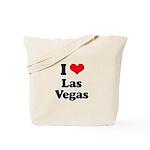 I love Las Vegas Tote Bag