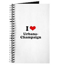 I love Urbana-Champaign Journal
