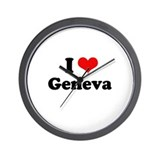 Geneva Wall Clocks