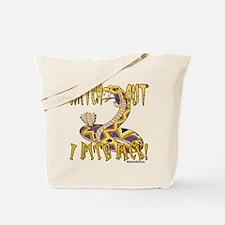 Snake Bite Tote Bag