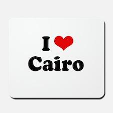 I love Cairo Mousepad