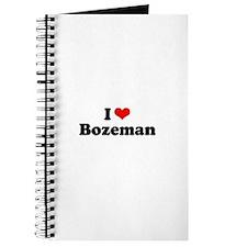 I love Bozeman Journal