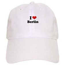I love Berlin Baseball Baseball Cap