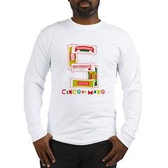 Cinco De Mayo 5 Long Sleeve T-Shirt