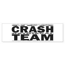 C & R Team Bumper Bumper Sticker