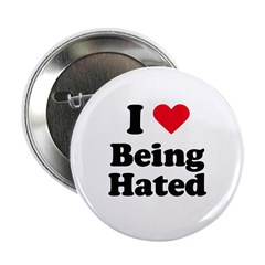"""I Love / I Heart 2.25"""" Button (10 pack)"""