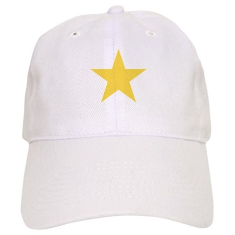 Gold Star Cap