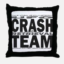 C & R Team Throw Pillow