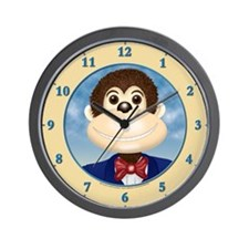 Monkey - Wall Clock