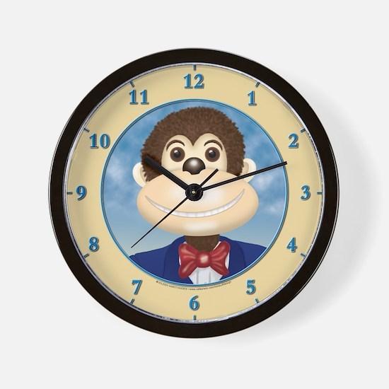 Monkey - Wall Clock